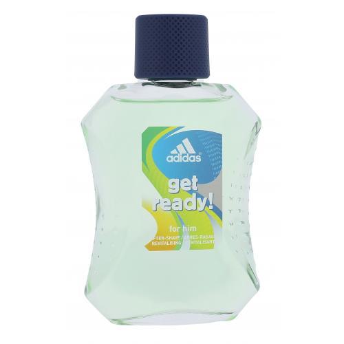 Adidas Get Ready! For Him 100 ml voda po holení pre mužov