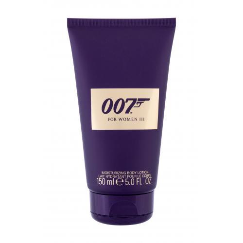 James Bond 007 James Bond 007 For Women III 150 ml telové mlieko pre ženy