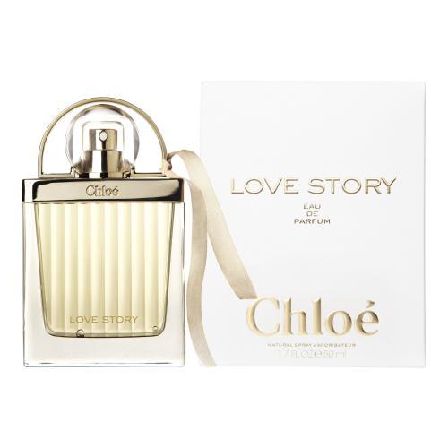 Chloé Love Story 50 ml parfumovaná voda pre ženy