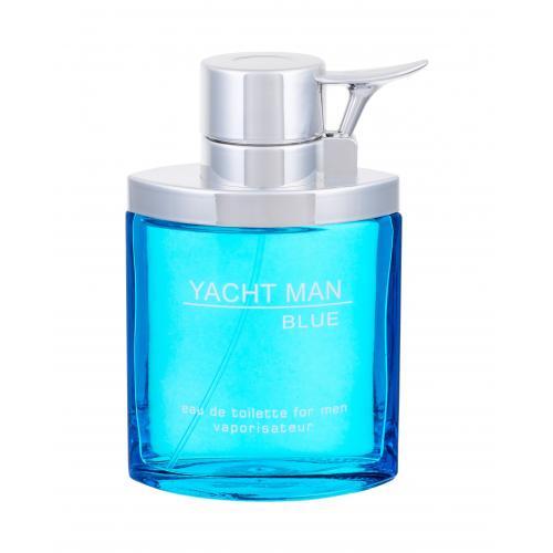 Myrurgia Yacht Man Blue 100 ml toaletná voda tester pre mužov