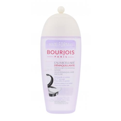 BOURJOIS Paris Micellar Cleansing Water 250 ml micelárna voda pre ženy