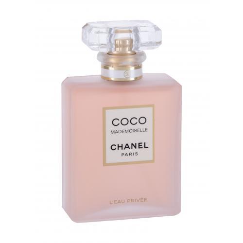 Chanel Coco Mademoiselle L´Eau Privée 50 ml parfumovaná voda poškodená krabička pre ženy