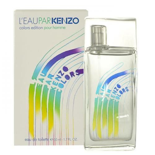 KENZO L´Eau Par Kenzo Colors Pour Homme 50 ml toaletná voda pre mužov