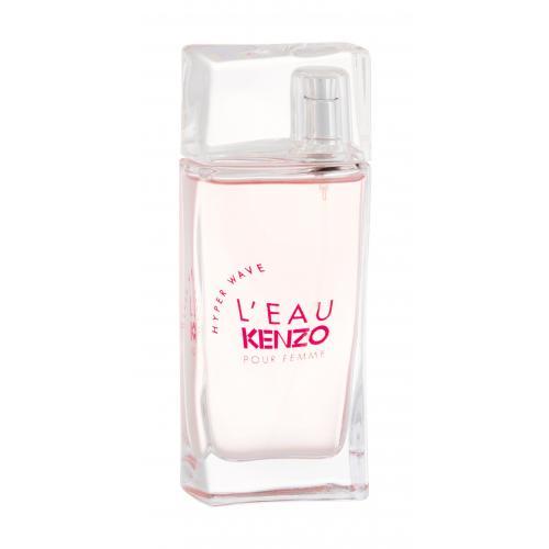 KENZO L´Eau Kenzo Pour Femme Hyper Wave 50 ml toaletná voda pre ženy