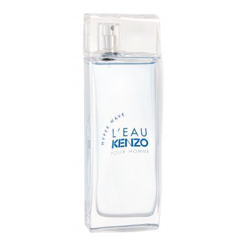 KENZO L´Eau Kenzo Pour Homme Hyper Wave 100 ml toaletná voda pre mužov