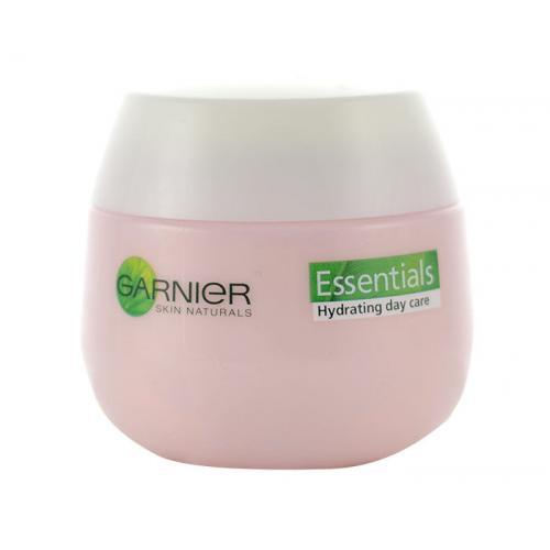 Garnier Essentials Hydrating Day Care 24H Dry Skin 50 ml hydratačný denný krém na suchú a citlivú pleť pre ženy