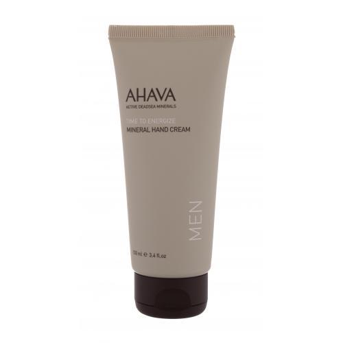 AHAVA Men Time To Energize 100 ml hydratačný krém na ruky pre mužov