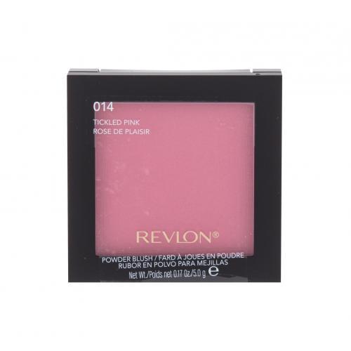 Revlon Powder Blush 5 g lícenka pre ženy 014 Tickled Pink