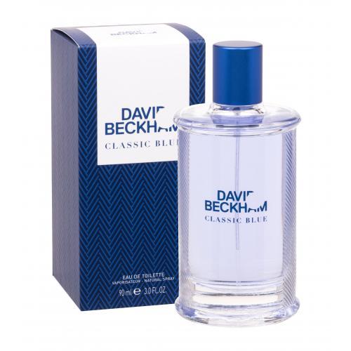 David Beckham Classic Blue 90 ml toaletná voda pre mužov
