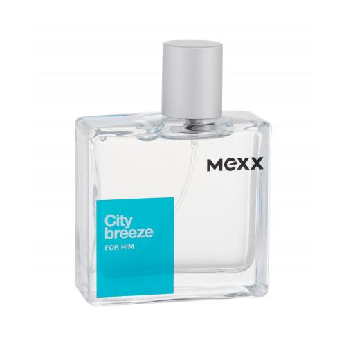Mexx City Breeze For Him 50 ml voda po holení pre mužov
