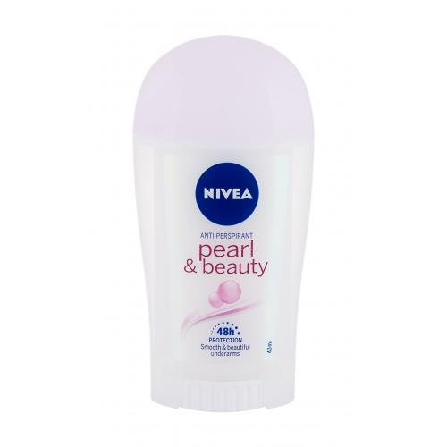 Nivea Pearl & Beauty 48h 40 ml antiperspirant deostick pre ženy