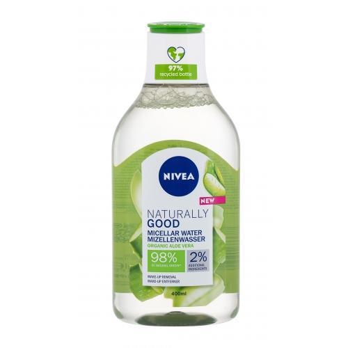 Nivea Naturally Good Organic Aloe Vera 400 ml micelárna voda pre ženy