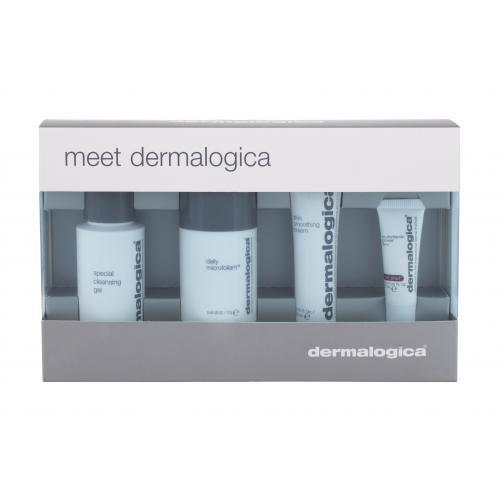 Dermalogica Meet Dermalogica 50 ml darčeková kazeta poškodená krabička pre ženy