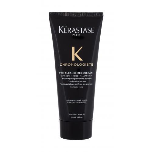 Kérastase Chronologiste Revitalizing Pre-Shampoo 200 ml hĺbkovo čistiaci prípravok na vlasy a pokožku hlavy. pre ženy
