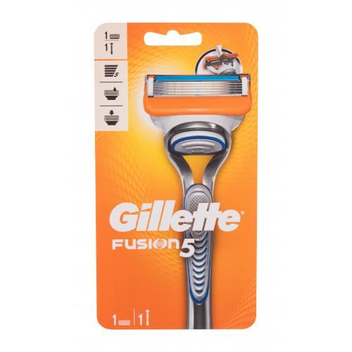 Gillette Fusion 5 1 ks holiaci strojček s 1 hlavicou pre mužov