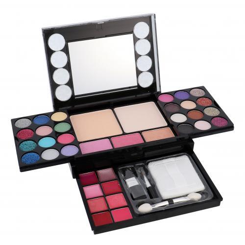 Makeup Trading Diamonds dekoratívna kazeta pre ženy Complete Makeup Palette
