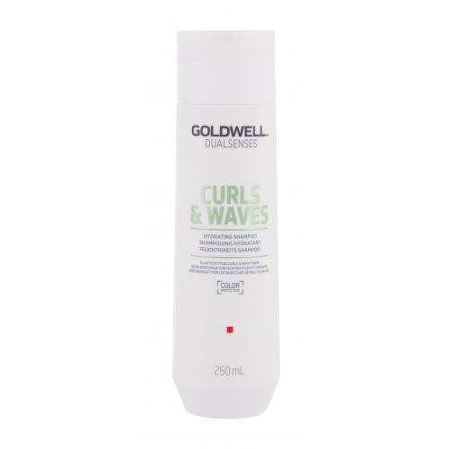 Goldwell Dualsenses Curls & Waves 250 ml hydratačný šampón na vlasy pre ženy