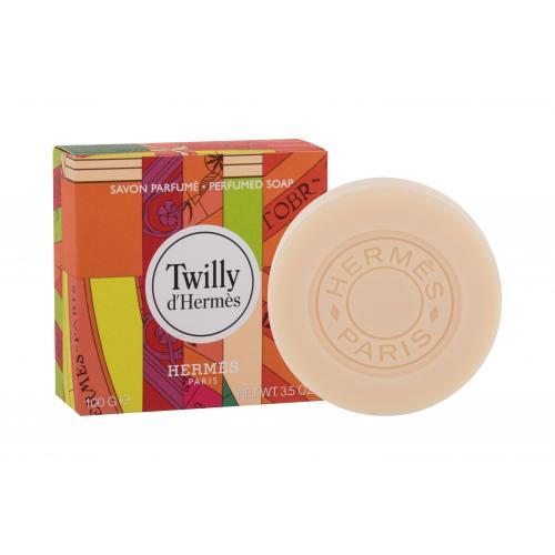Hermes Twilly d´Hermès 100 g tuhé mydlo pre ženy
