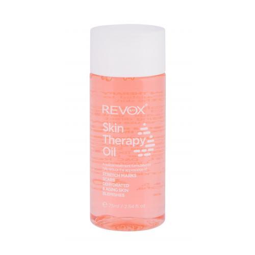 Revox Skin Therapy Oil 75 ml telový olej proti striám a jazvám pre ženy