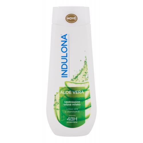 INDULONA Aloe Vera 400 ml hydratačné telové mlieko pre ženy