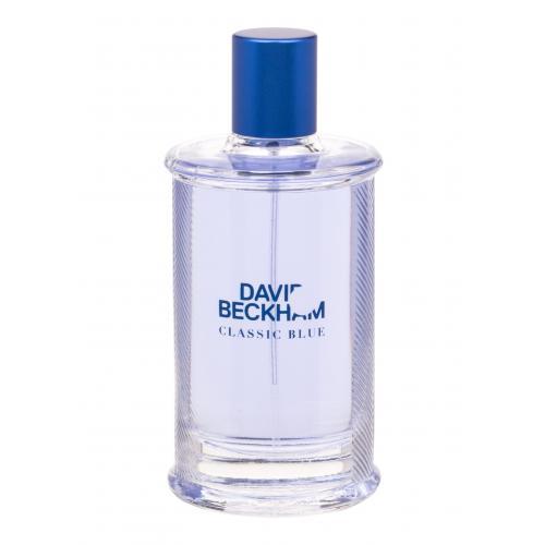 David Beckham Classic Blue 90 ml toaletná voda poškodená krabička pre mužov