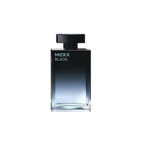 Mexx Black Man 50 ml toaletná voda poškodená krabička pre mužov