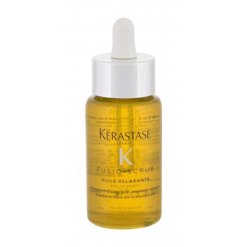 Kérastase Fusio Scrub Essential Oil 50 ml upokojujúci olej na pokožku hlavy pre ženy