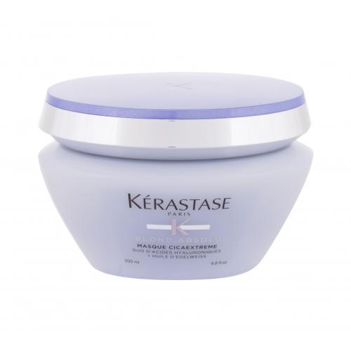 Kérastase Blond Absolu Masque Cicaextreme 200 ml posilňujúca maska na blond vlasy pre ženy