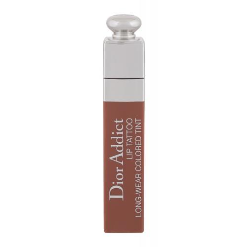 Christian Dior Dior Addict Lip Tattoo 6 ml dlhotrvácny tekutý rúž pre ženy 421 Natural Beige