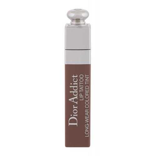 Christian Dior Dior Addict Lip Tattoo 6 ml dlhotrvácny tekutý rúž pre ženy 621 Natural Almond