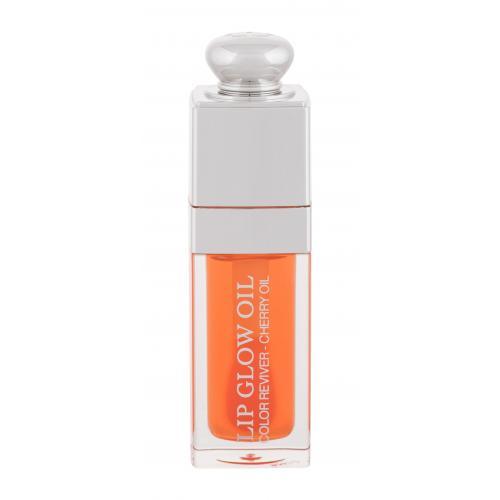 Christian Dior Addict Lip Glow Oil 6 ml vyživujúci a tonizujúci olej na pery pre ženy 004 Coral