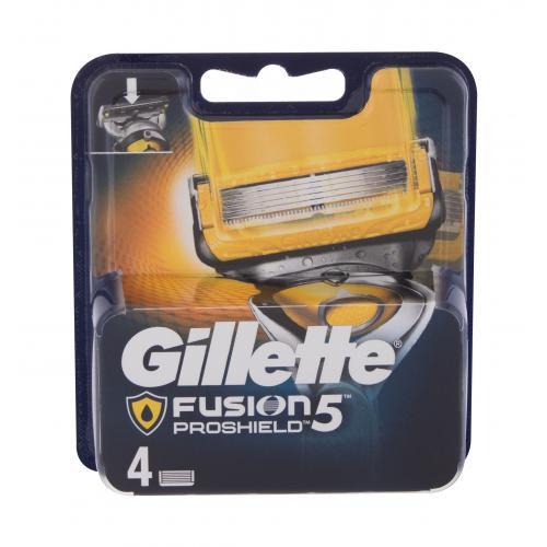 Gillette Fusion 5 Proshield 4 ks náhradné ostrie pre mužov