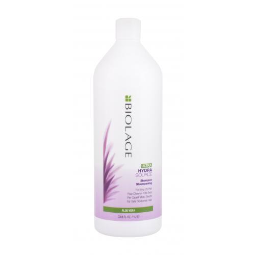 Matrix Biolage Ultra Hydrasource 1000 ml šampón a aloe vera na veľmi suché vlasy pre ženy