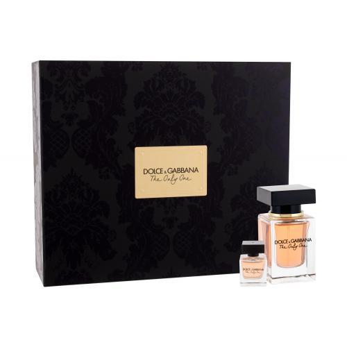 Dolce&Gabbana The Only One darčeková kazeta pre ženy parfumovaná voda 50 ml + parfumovaná voda 7,5 ml