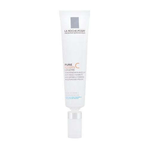 La Roche-Posay Pure Vitamin C Anti-Wrinkle Filler Light 40 ml pleťový krém proti vráskam pre ženy