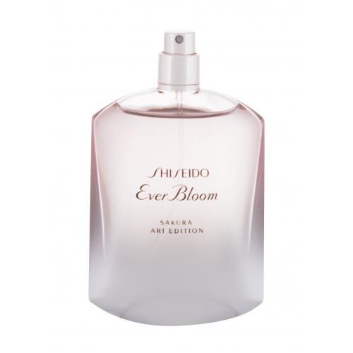 Shiseido Ever Bloom Sakura Art Edition 50 ml parfumovaná voda tester pre ženy