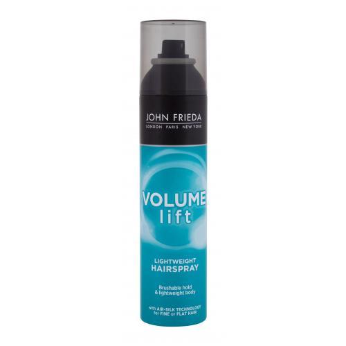 John Frieda Luxurious Volume 250 ml lak na vlasy pre objem a fixáciu pre ženy