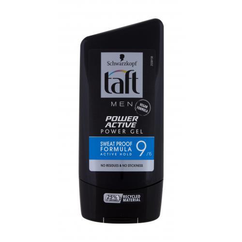 Schwarzkopf Taft Power Active 150 ml gél na vlasy pre mužov