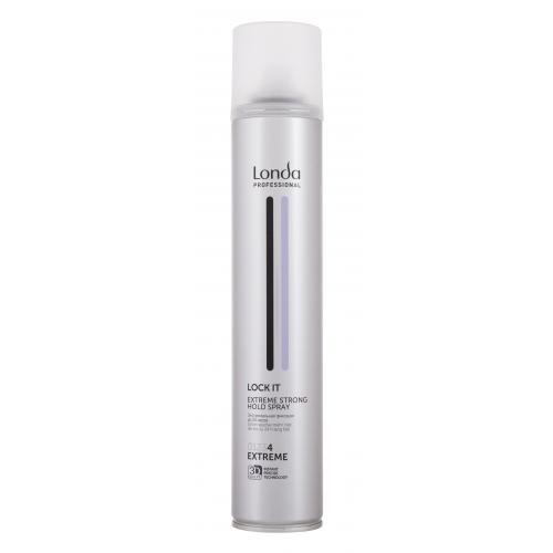 Londa Professional Lock It Extreme 300 ml lak na vlasy pre ženy
