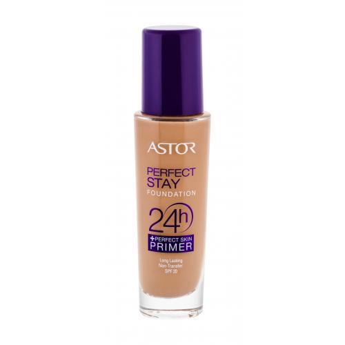 ASTOR Perfect Stay 24h Foundation + Perfect Skin Primer SPF20 30 ml dlhotrvajúci krycí make-up pre ženy 200 Nude