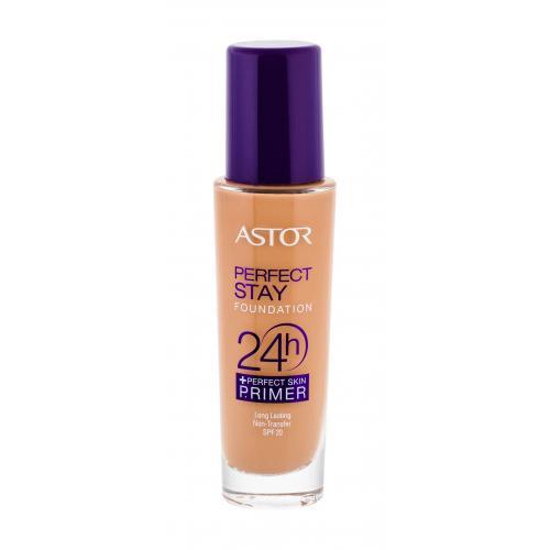 ASTOR Perfect Stay 24h Foundation + Perfect Skin Primer SPF20 30 ml dlhotrvajúci krycí make-up pre ženy 300 Beige