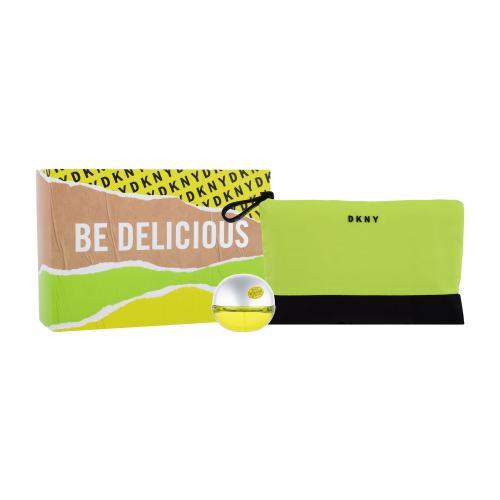DKNY DKNY Be Delicious 30 ml darčeková kazeta pre ženy