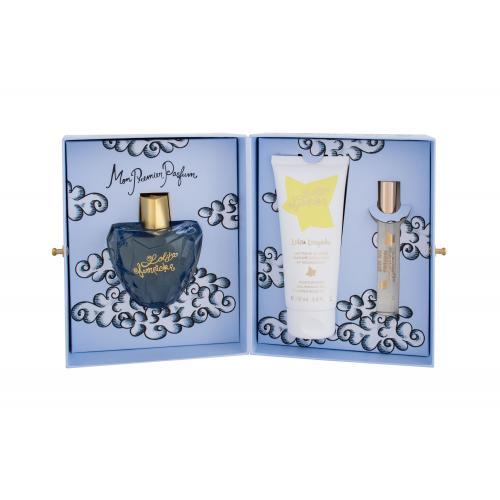 Lolita Lempicka Lolita Lempicka darčeková kazeta pre ženy parfumovaná voda 100 ml + telové mlieko 100 ml + parfumovaná voda 7,5 ml