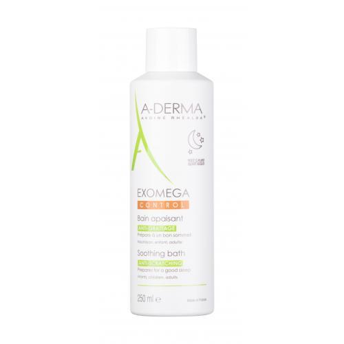 A-Derma Exomega Control Soothing Bath 250 ml upokojujúci kúpeľ na suchú pokožku so sklonom k atopickému ekzému unisex