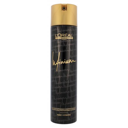 L´Oréal Professionnel Infinium Strong 300 ml silný lak na vlasy pre ženy