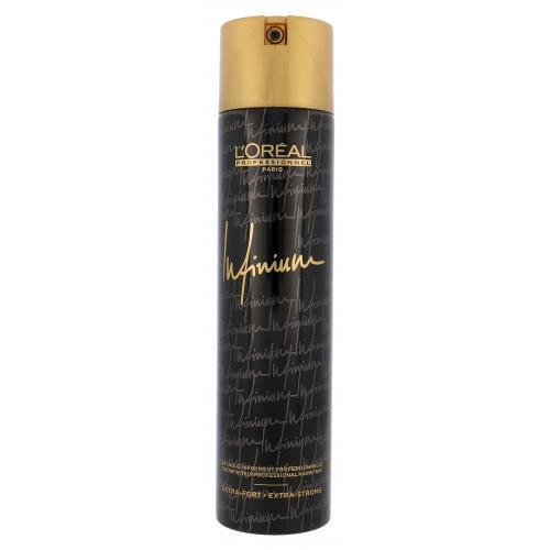 L´Oréal Professionnel Infinium Extra Strong 300 ml extra silný lak na vlasy pre ženy