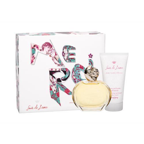 Sisley Soir de Lune darčeková kazeta pre ženy parfumovaná voda 100 ml + telový krém 150 ml