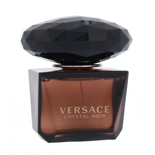 Versace Crystal Noir 90 ml toaletná voda poškodená krabička pre ženy