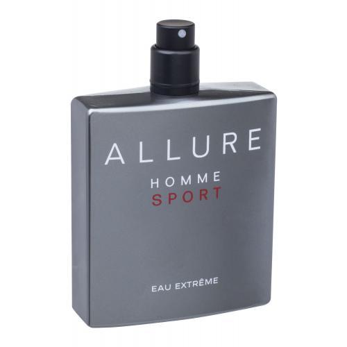 Chanel Allure Homme Sport Eau Extreme 100 ml parfumovaná voda tester pre mužov
