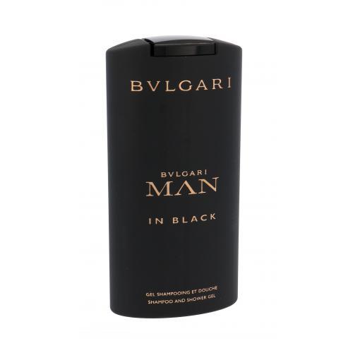 Bvlgari Man In Black 200 ml sprchovací gél pre mužov